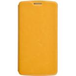 чехол для смартфона SkinBOX Lux для Lenovo A2010 (T-S-LA2010-001) Жёлтый