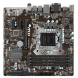 материнская плата MSI H170M PRO-VDH (mATX, LGA1151, Intel H170)