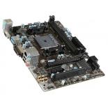 материнская плата MSI A68HM-P33 V2 Soc-FM2+ AMD A68H DDR3 mATX AC'97 5ch GbLAN VGA+DVI