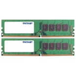 модуль памяти Patriot Memory PSD416G2133K (2x8 Gb, DDR4, 2133 MHz, CL15, DIMM)