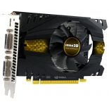 видеокарта GeForce INNOVISION PCI-E NV GTX750Ti 2048MB DDR5 128bit DUAL DVI, MINI-HDMI N75T-1DDV-E5CW