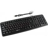 клавиатура Oklick 90M (402127) черная