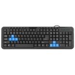 клавиатура Defender HM-430 USB, черная