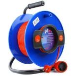 удлинительный кабель PowerCube PC-B1-K-40, оранжевый/синий