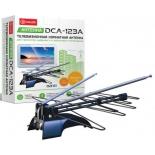 антенна телевизионная D-Color DCA-123A комнатная