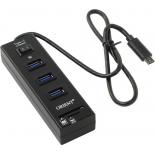 USB-концентратор Orico JK-331, черный