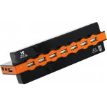 USB-концентратор Jet.A JA-UH28, черный