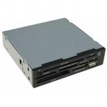 устройство для чтения карт памяти Ginzzu GR-139URCB черный