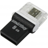 usb-флешка SmartBuy SB8GBPO-K USB2.0/USB micro-B 8 Gb (RTL)