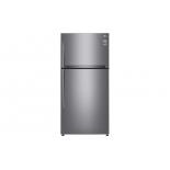 холодильник LG GR-H802HMHZ, с морозильной камерой