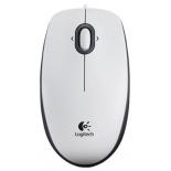 мышка Logitech Mouse M100, Белая
