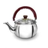 чайник для плиты Goldenberg GB-3108, Серебрестый