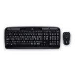 комплект Logitech Wireless Combo MK330 Black USB