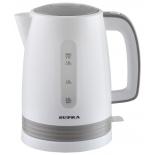 чайник электрический Supra KES-1723 белый/серый