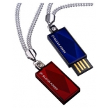 usb-флешка Silicon Power Touch 810 16Gb, Красно-синяя
