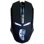 мышка Oklick 795G GHOST (USB, 2400 dpi) чёрная