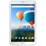 планшет Archos 80d Xenon 1/16Gb 3G, серебристо-белый