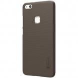 чехол для смартфона Nillkin P10 Lite, коричневый