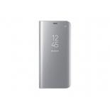 чехол для смартфона Samsung для Samsung Galaxy S8 Clear View Standing Cover, серебристый