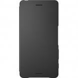 чехол для смартфона Sony Flip Cover SCR52 для Xperia X, черный