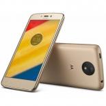 смартфон Motorola Moto C Plus 16/1Gb, золотистый