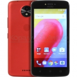 смартфон Motorola Moto C 16G/1Gb LTE, красный