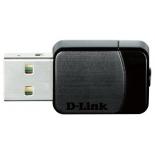 адаптер Wi-Fi D-link DWA-171, Черный
