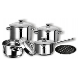 набор посуды VITESSE Rosalia VS-1029 (9 предметов)