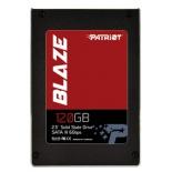 жесткий диск Patriot Memory PB120GS25SSDR, BLAZE (SSD 120 Gb, SATA3, 7 мм, MLC)