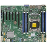 материнская плата SuperMicro MBD-X10SRI-F-O (ATX, 1x LGA2011-3, Intel C612, 10x SATA3)