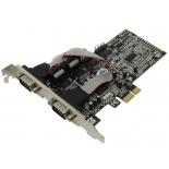 контроллер (плата расширения для ПК) STLab I-343 (4xCOM, PCI-Express v1.1)