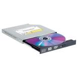 оптический привод DVD-RW LG GTC0N slim черный