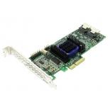 контроллер Adaptec ASR-6805E, OEM (RAID-контроллер, SAS/SATA, на 8 дисков)