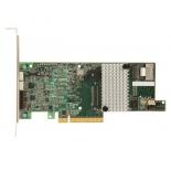 контроллер LSI MegaRAID SAS 9271-4I SGL (LSI00328, RAID-контроллер, на 4+ диска)