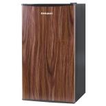 холодильник Shivaki SDR-082T, темное дерево