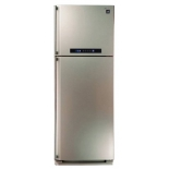 холодильник Sharp SJPC58ABE, бежевый