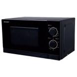 микроволновая печь Sharp R-2000RK, черная