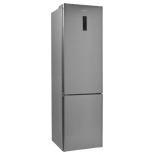 холодильник Candy CKHN 202 IX, серебристый