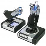 джойстик Saitek X52 Flight (Control System)