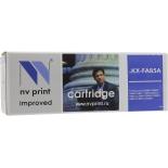 картридж NV Print Panasonic KX-FA85A, черный
