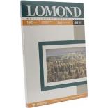 Фотобумага для принтера Lomond 0102015 (А4, 190 г/м2, 50 листов), купить за 830руб.