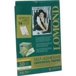 фотобумага Lomond 2100085 (универсальная самоклеящаяся)