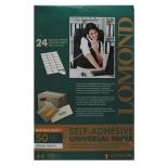фотобумага для принтера Lomond 2100165 (самоклеящаяся)