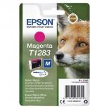 картридж для принтера Epson C13T12834012, пурпурный