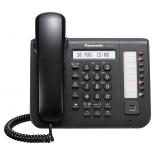 проводной телефон Panasonic KX-DT521 RUB, Черный