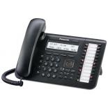 проводной телефон Panasonic KX-DT543RU-B, Черный