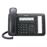 проводной телефон Panasonic KX-DT543RUB, Черный