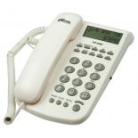 проводной телефон Ritmix RT-440, белый