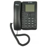 проводной телефон Ritmix RT-490, черный
