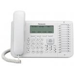 проводной телефон Panasonic KX-DT546RU, Белый